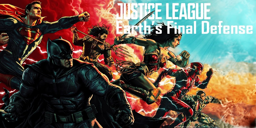Justice League Earth's Final Defense [MOD] / Android