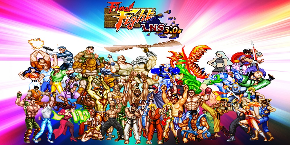 Final Fight LNS 3.0 All Characters / OPENBOR