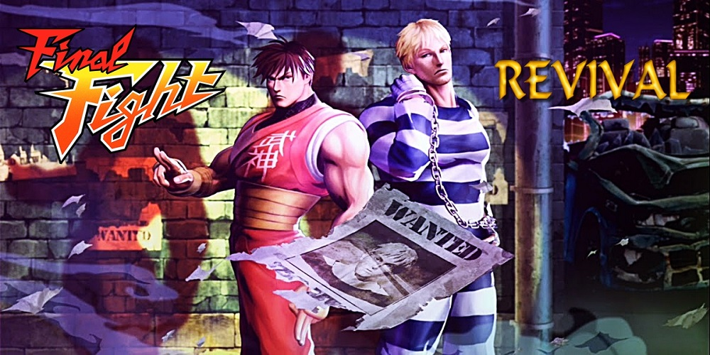 Final Fight: Revival of Rage / OPENBOR