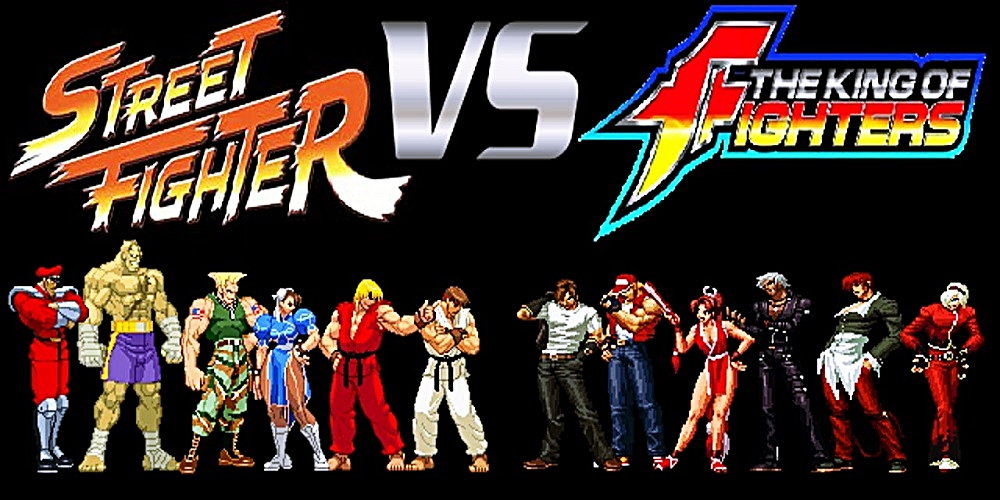 The King of Fighters vs. Street Fighter NES / MUGEN