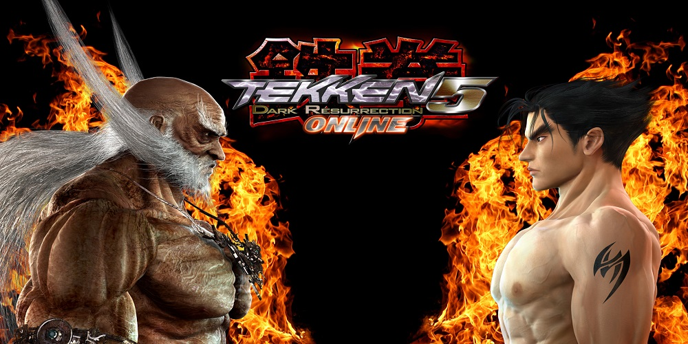 Tekken 5: Dark Resurrection Online / PS3