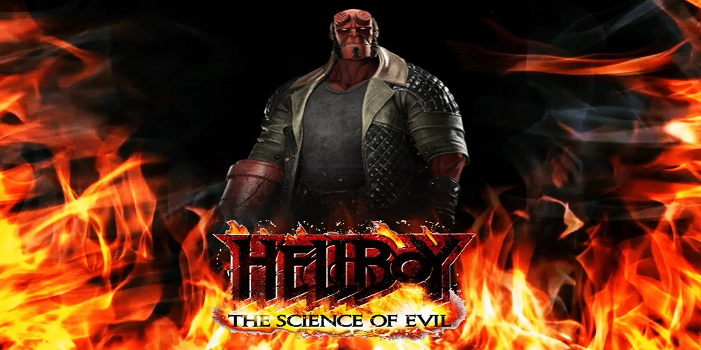Hellboy: The Science of Evil / PS3