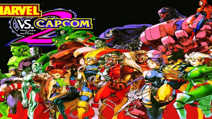 Marvel vs. Capcom 2: New Age of Heroes / MUGEN