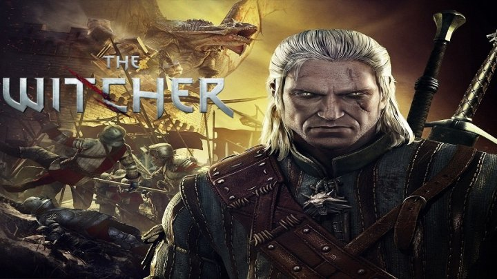 The Witcher [MOD] / PSP