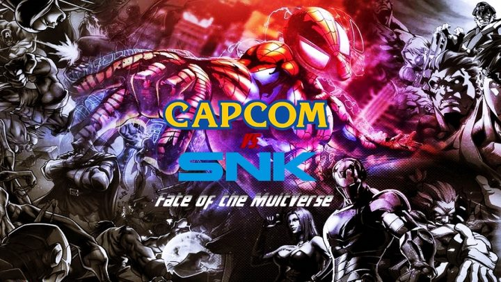 Capcom vs. SNK: Fate of the Multiverse / MUGEN