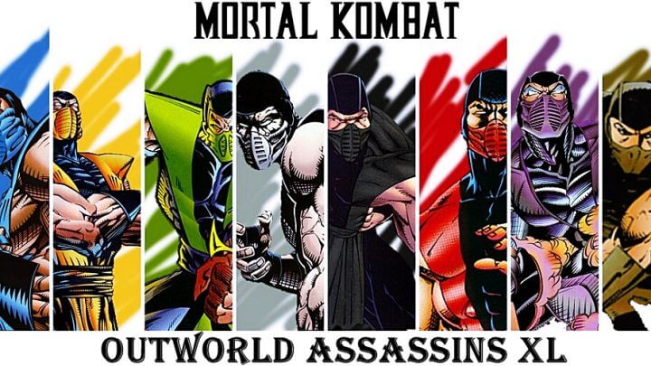 Mortal Kombat: Outworld Assassins XL