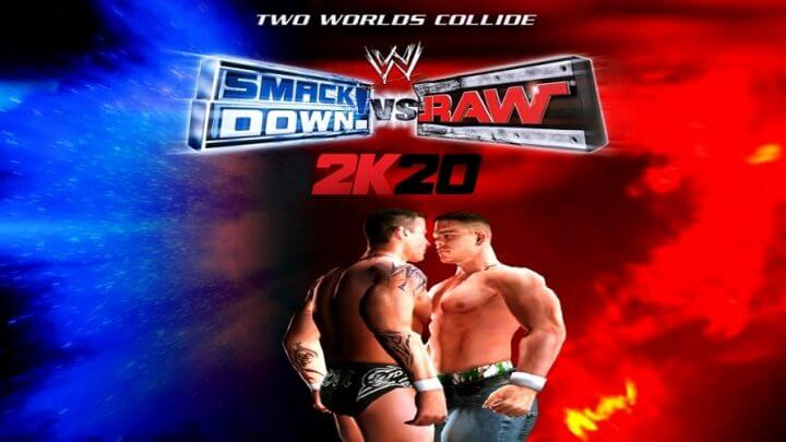 Smackdown vs. Raw 2K20 / PS2