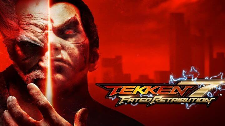 Tekken 7: Fated Retribution [MOD] / PSP